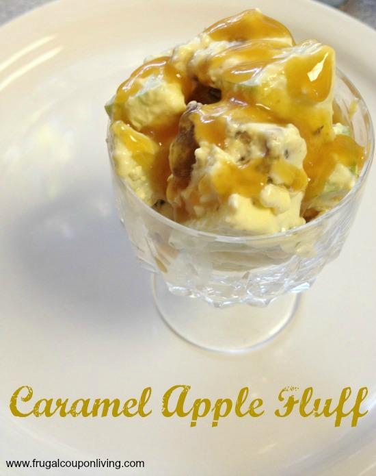 caramel-apple-fluff-frugal-coupon-living