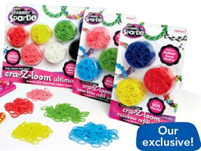 toys r us crazy loom