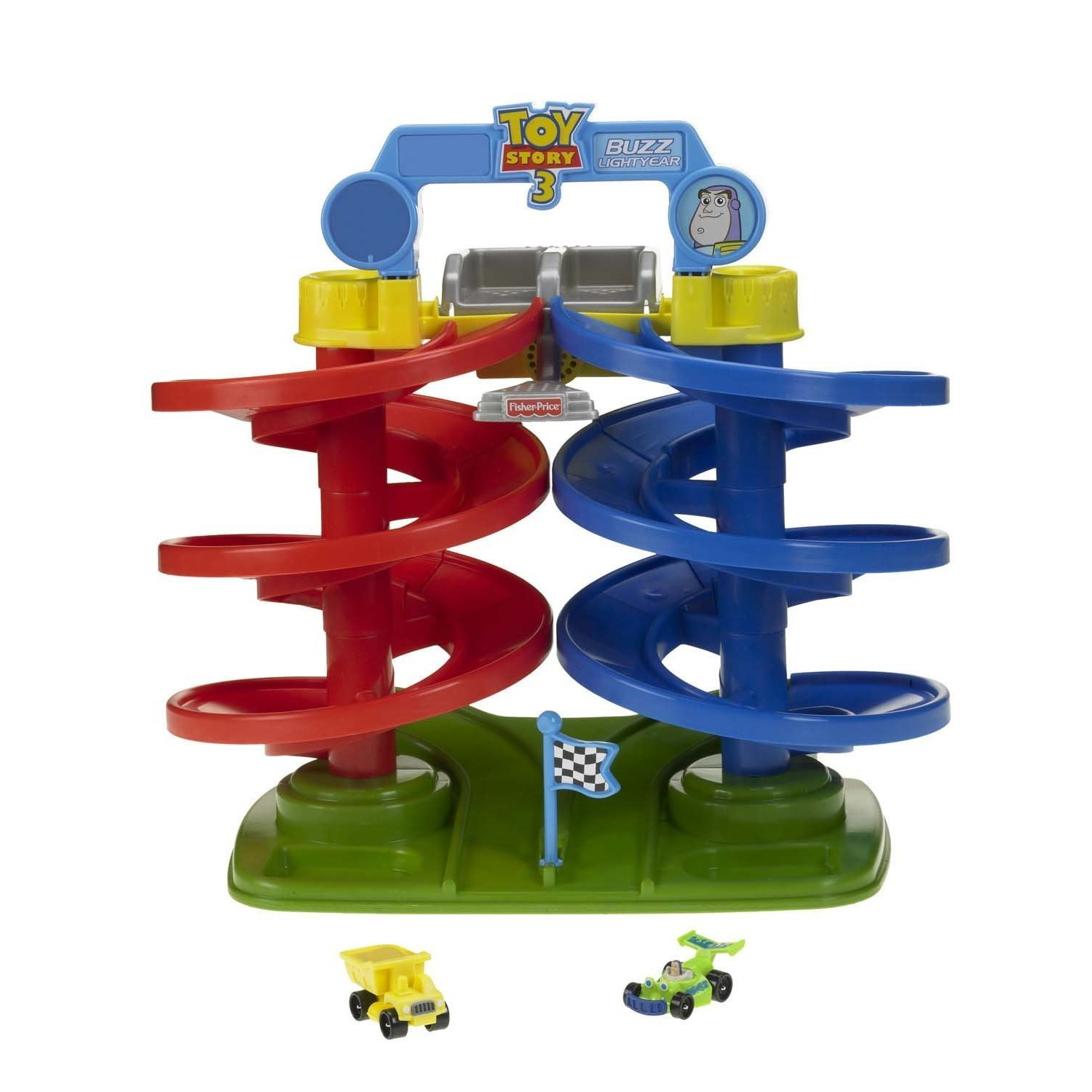 toys story 3 double raceway