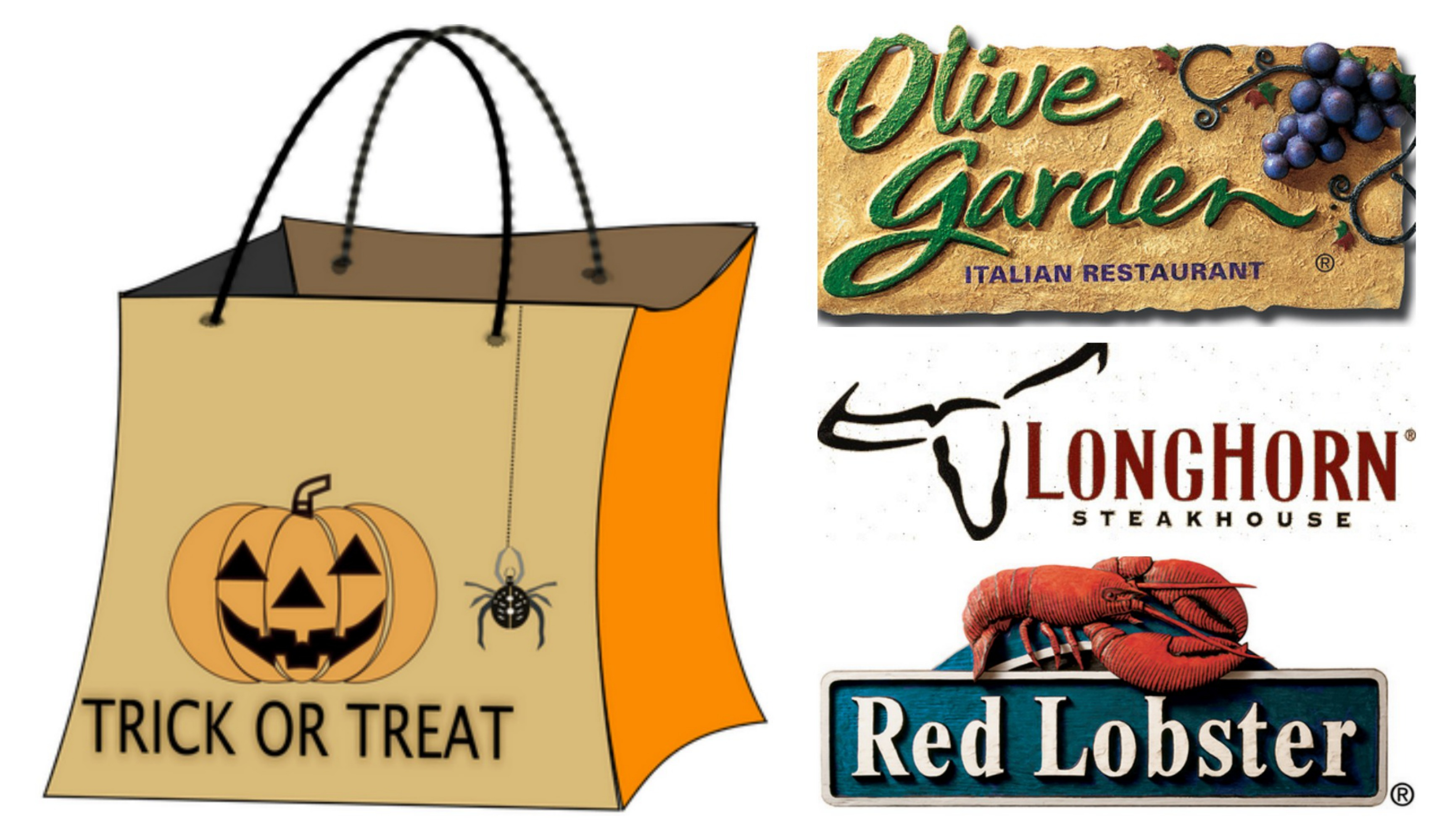 Kids Eat Free On Halloween At Olive Garden Red Lobster