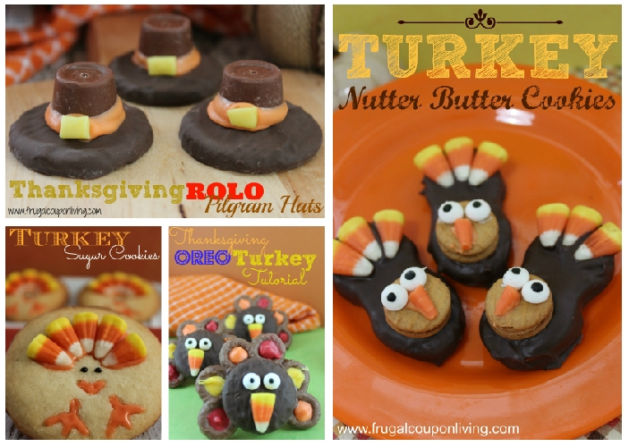 Rachael-Ray-Show-Thanksgiving-Turkey-Cookies-Frugal-Coupon-Living-Double-Duty