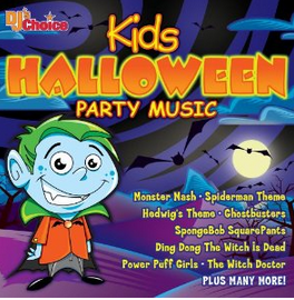Halloween Music For Kids - DJ's Choice, Kidz Bop & More Halloween ...