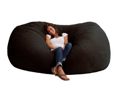 Here Is An Incredible Deal For This XXL Bean Bag Chair The Best Part Will Come Straight To Your Door And You Dont Have Carry It Home Or Try