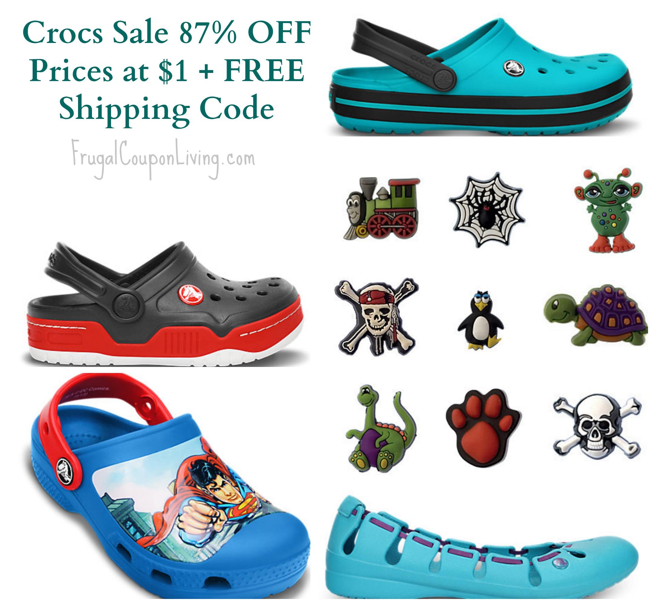 Crocs printable coupons 2018