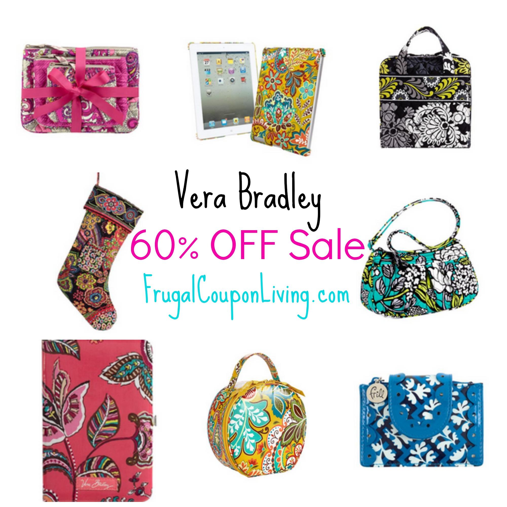 Vera bradley discount coupons