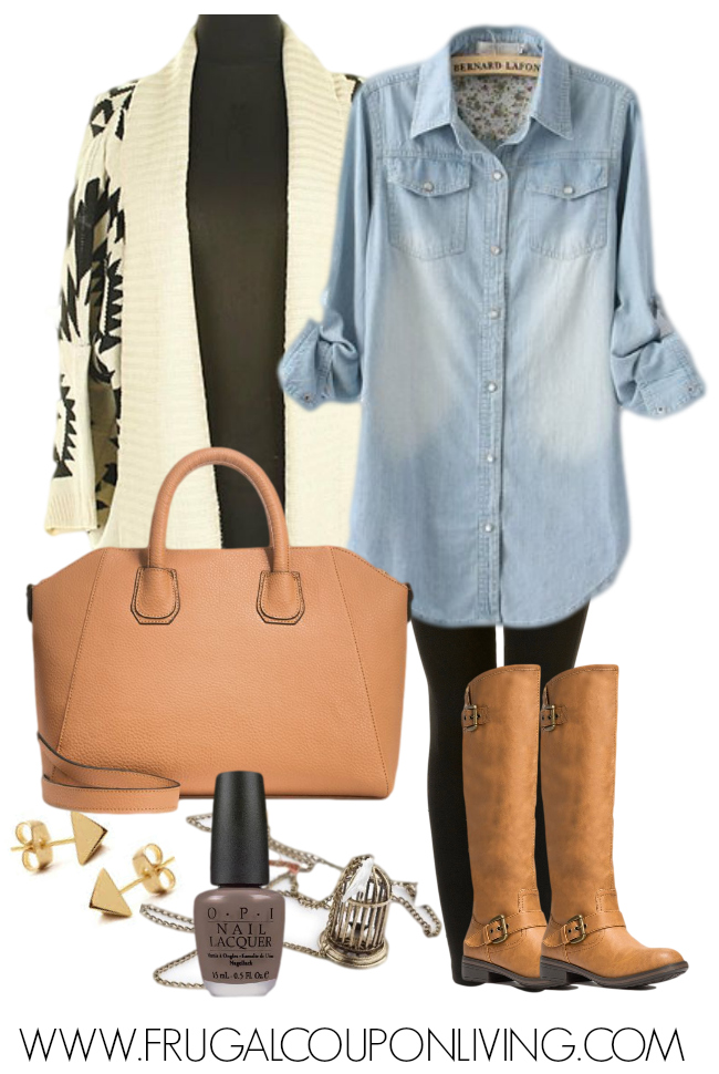 frugal fashion friday outfit