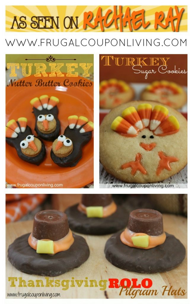 Rachael-Ray-Thanksgiving-Kids-Candy-Crafts-Frugal-Coupon-Living