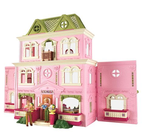 Fisher Price Loving Family Grand Dollhouse Sale 69 99 Shipped