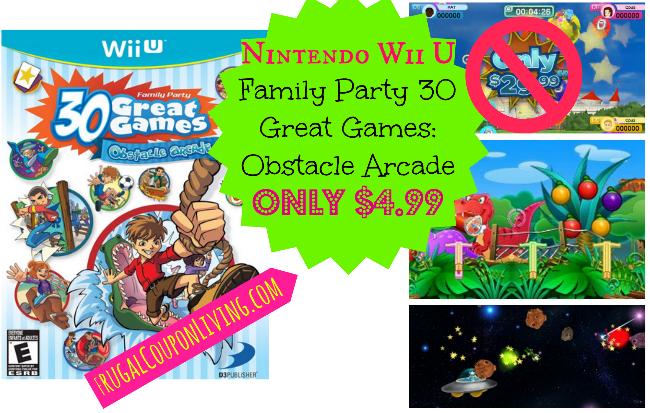Wii coupon target