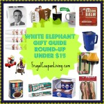 White Elephant Gift Guide Round-Up under $15