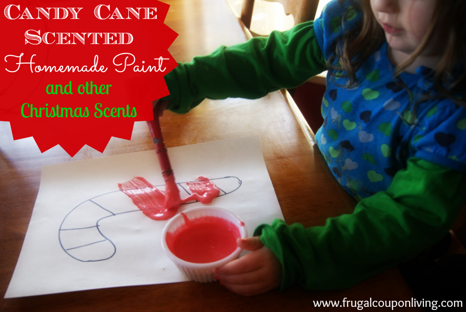 candy-cane-scented-homemade-paint-for-kids