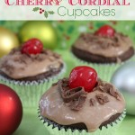 chocolate-cherry-cordial-cupcakes-frugal-coupon-living