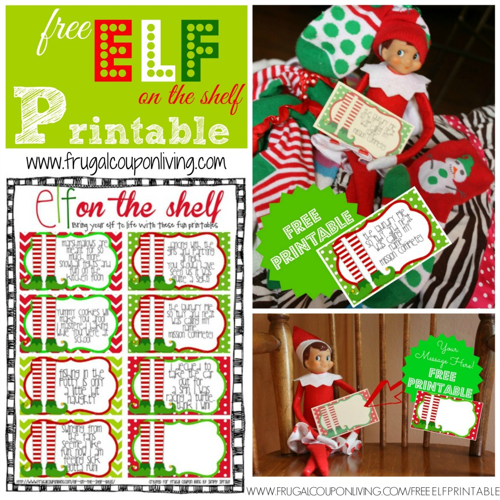 the elf on the shelf ideas elf on the shelf ideas printable frugal