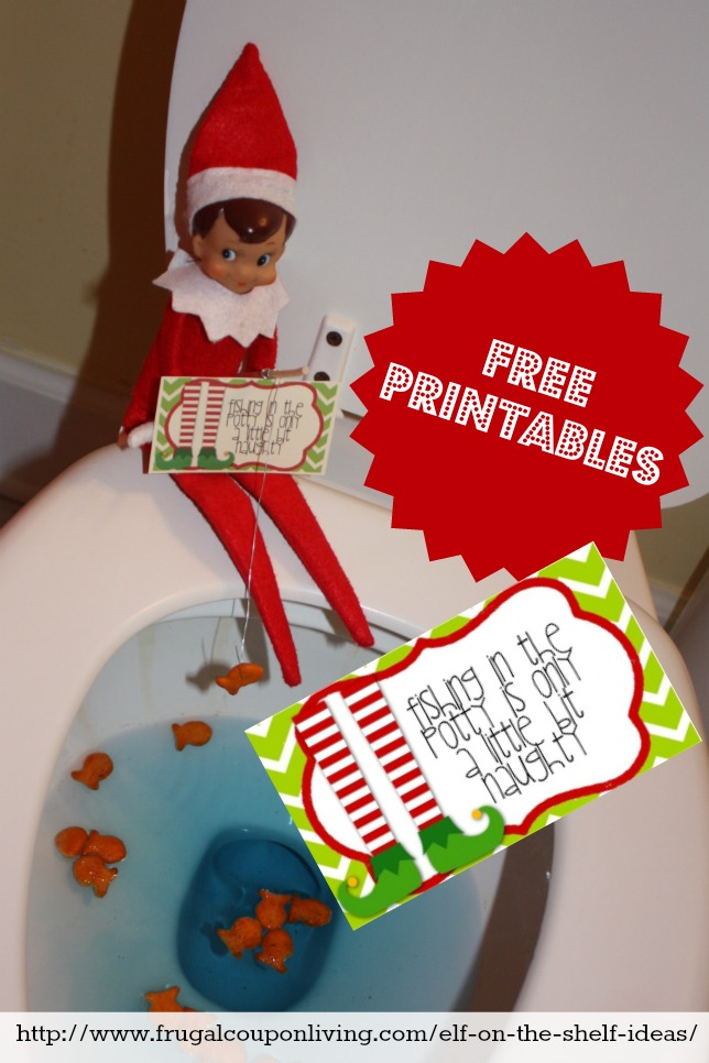 image regarding Elf on the Shelf Printable Notes identified as Free of charge Elf upon The Shelf Printable Notes