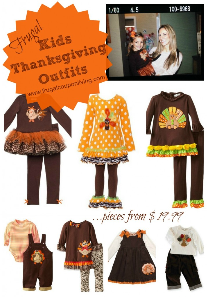 frugal-sale-discounted-kids-thanksgiving-turkey-outfits-frugal-coupon-living