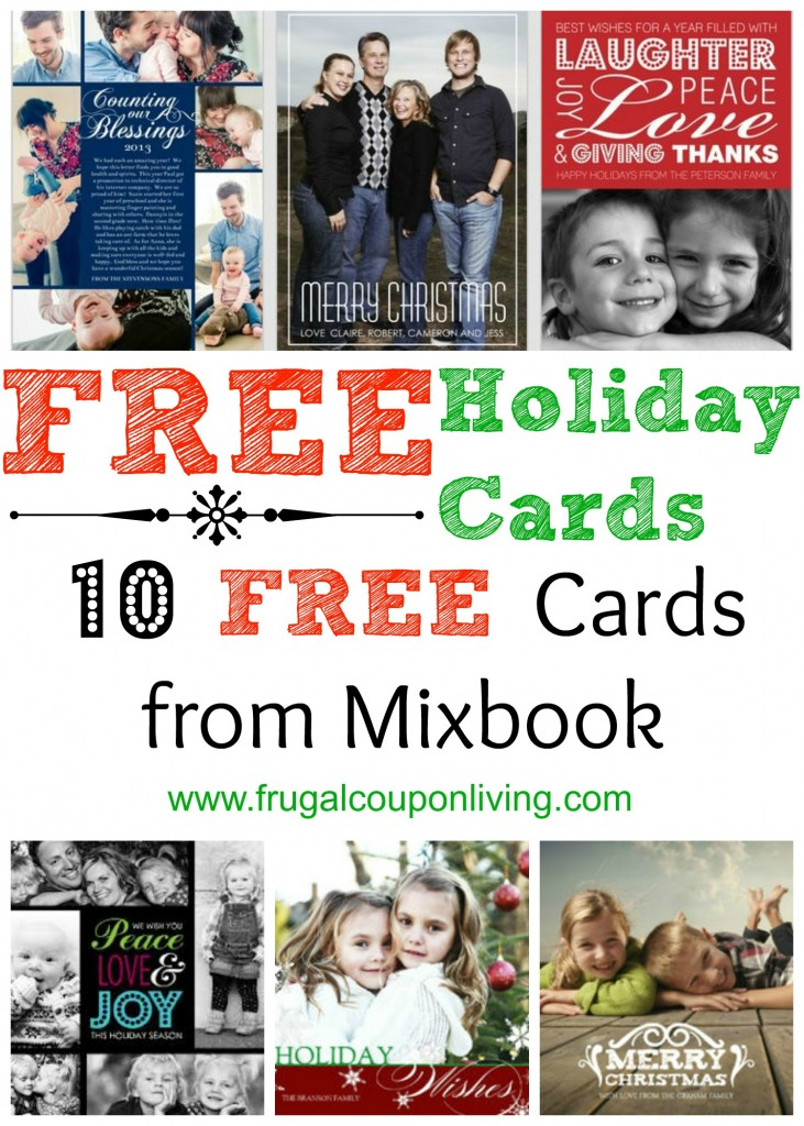 mixbook-free-holiday-cards-frugal-coupon-living