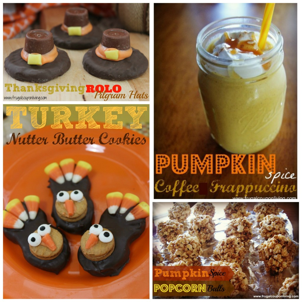 thanksgiving-turkey-pumpkin-food-crafts