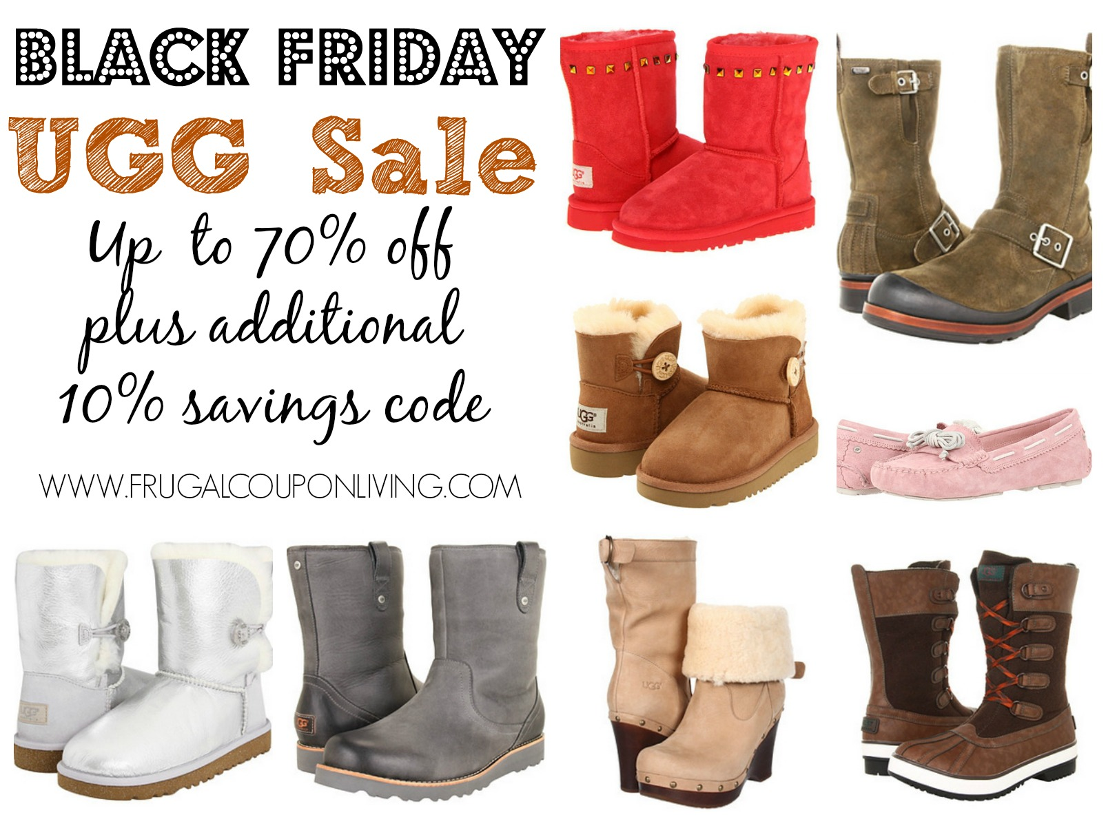 Black Friday Ugg Sale Up To 70 Off Plus 10 Coupon Code