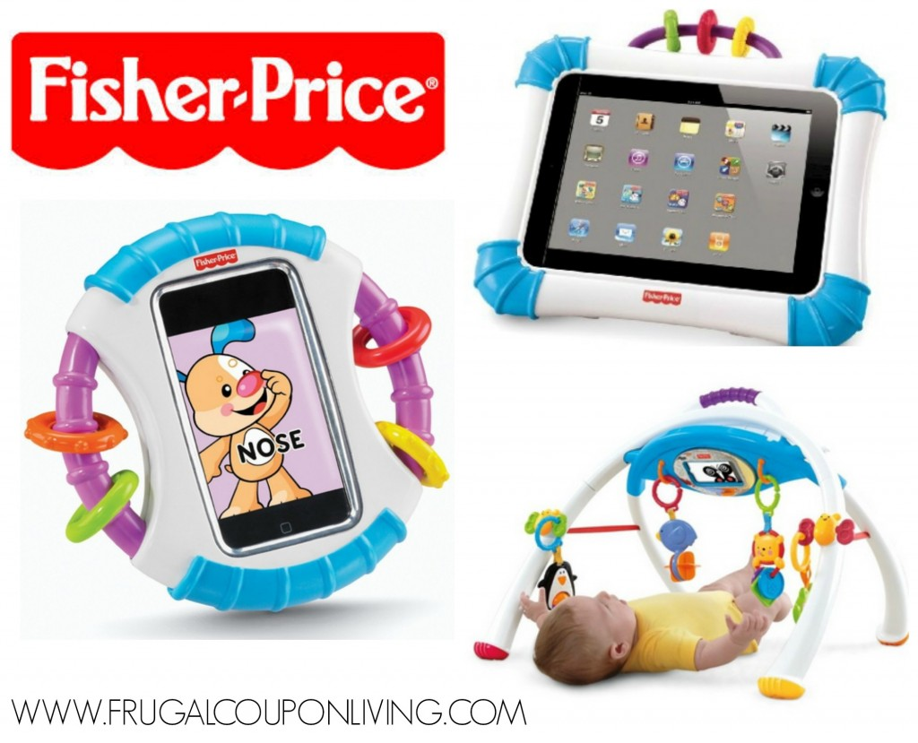 fisher price case study