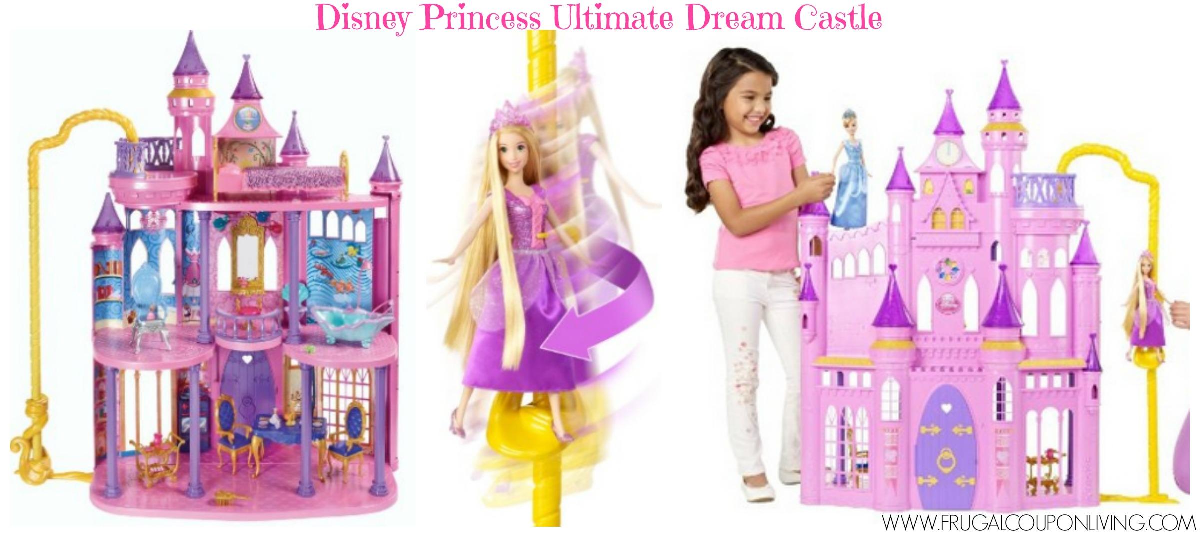 Disney princess quintessential castle coupon