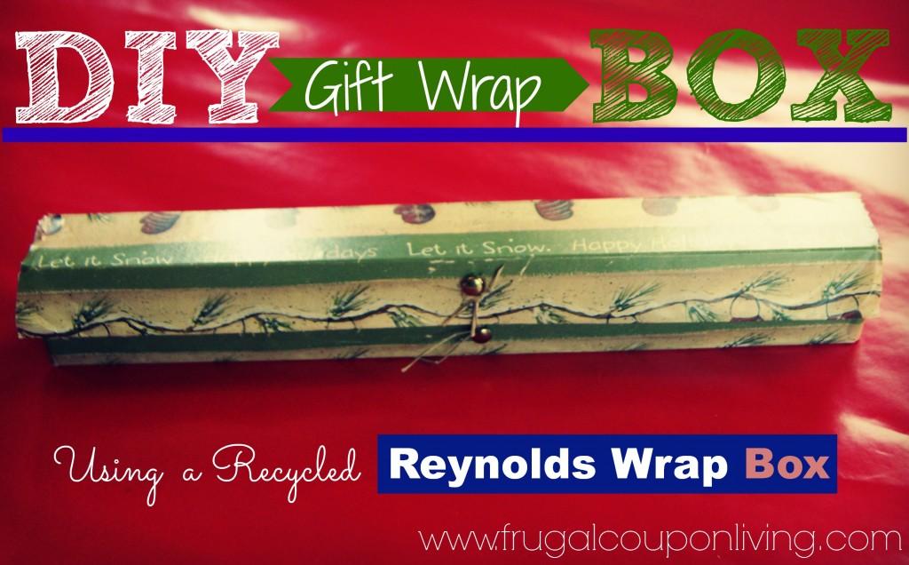Coupon box and wrap