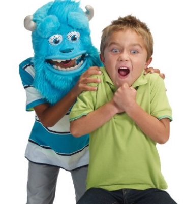 sulley-mask