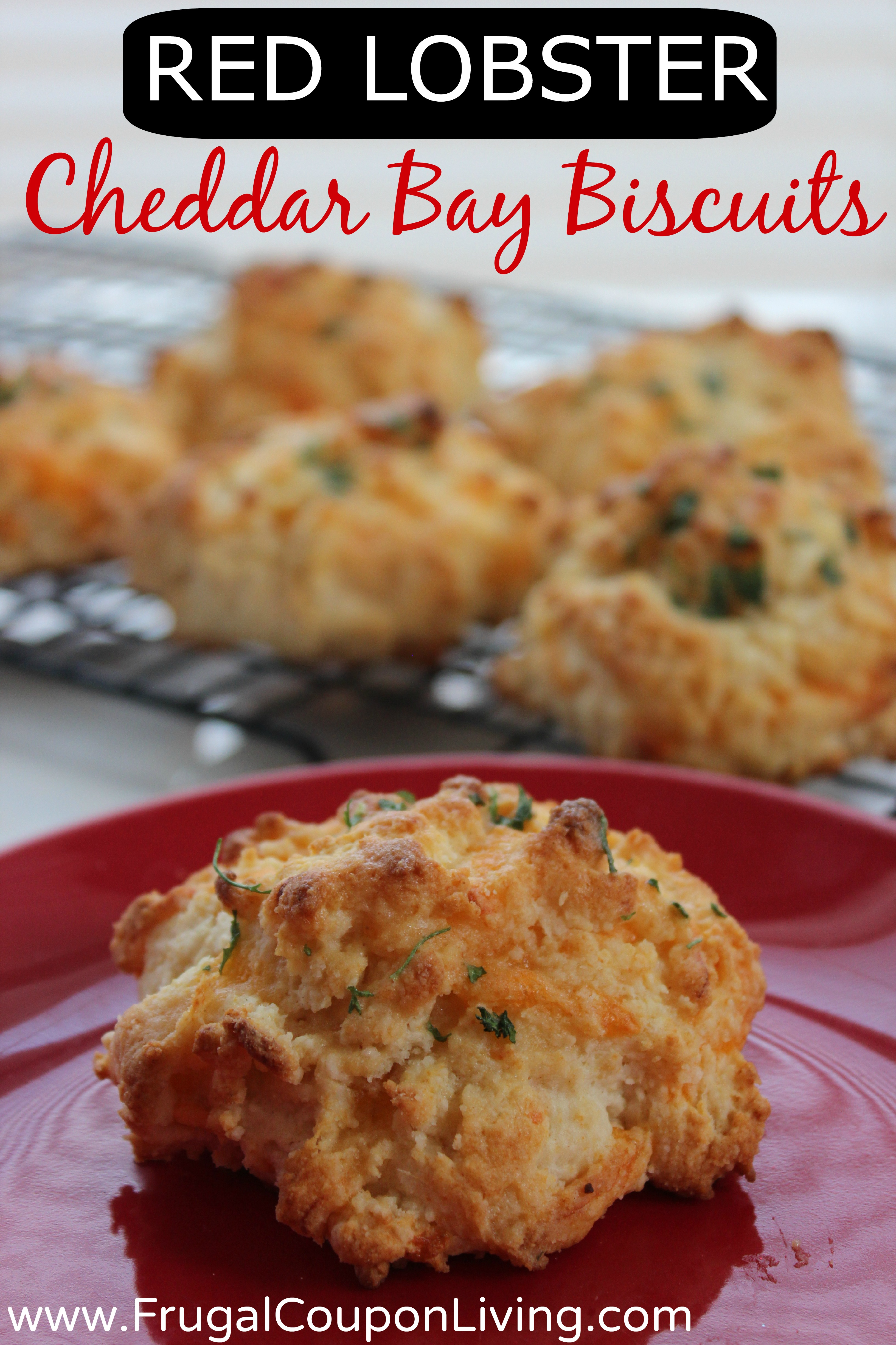 Red Lobster Copycat Cheddar Bay Biscuits Recipe - Simple and Easy