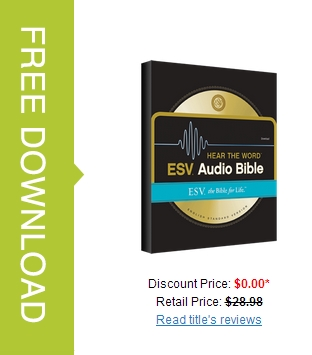FREE January Christian Audio Book - ESV Hear the Word Audio