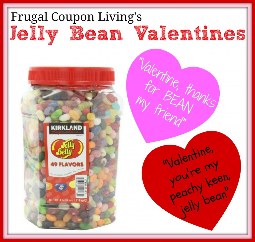 Jelly Bean Valentines Frugal Coupon Living