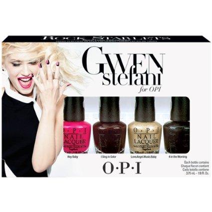 Opi Gwen Stefani Nail Polish 4 Count Set Just 8 40 Shipped