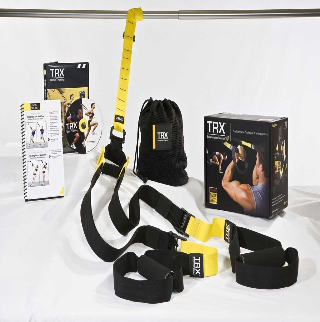 sc 1 st  Frugal Coupon Living & TRX Suspension Trainer Basic Kit + Door Anchor $129.99 Shipped