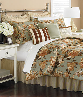 macy's extra 15% off - martha stewart comforter sets from $500