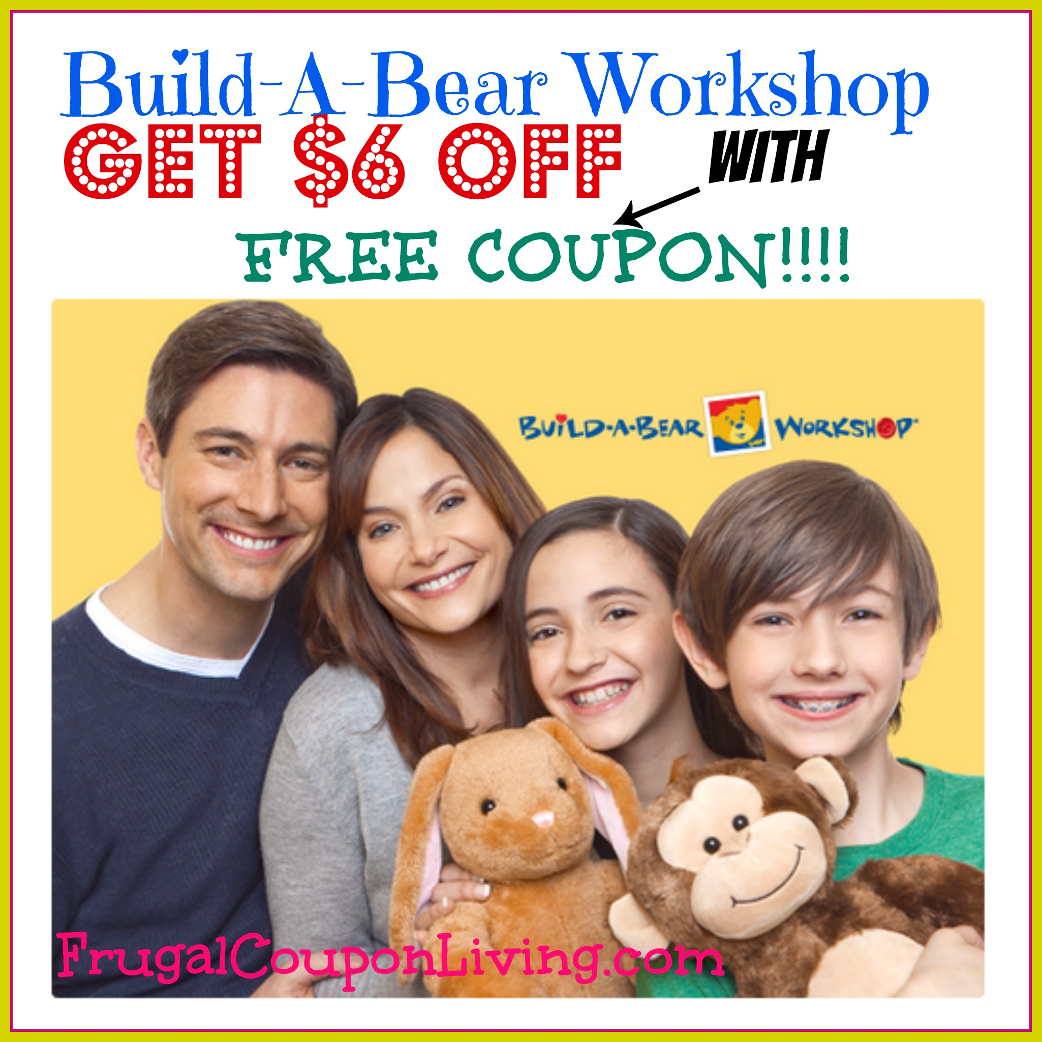 Bear a bear coupons