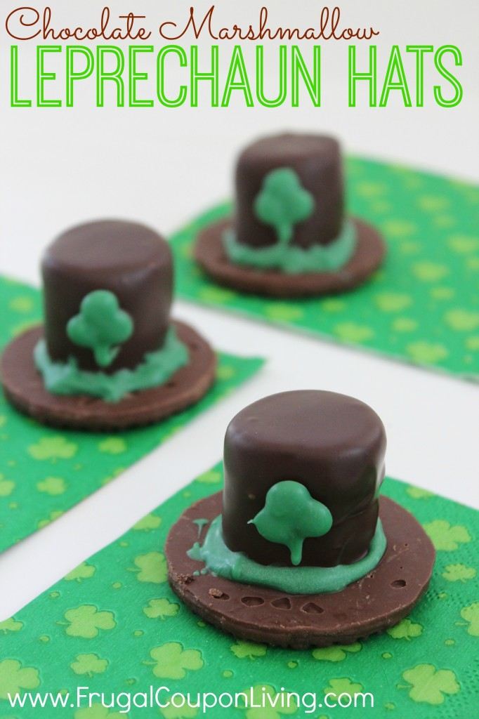 chocolate-marshmallow-leprechaun-hats-frugal-coupon-living