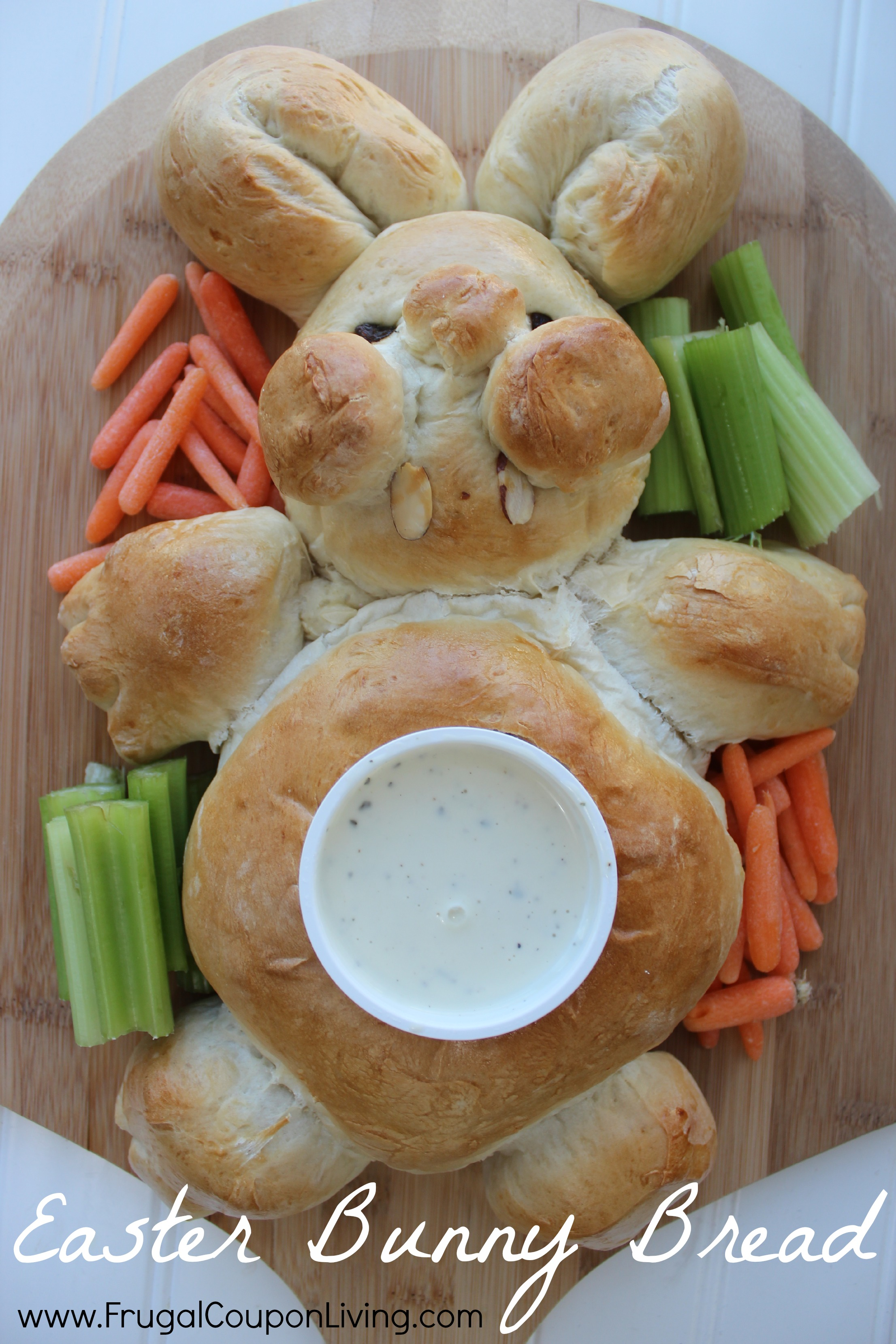 Easter Bunny Bread Recipe And Tutorial