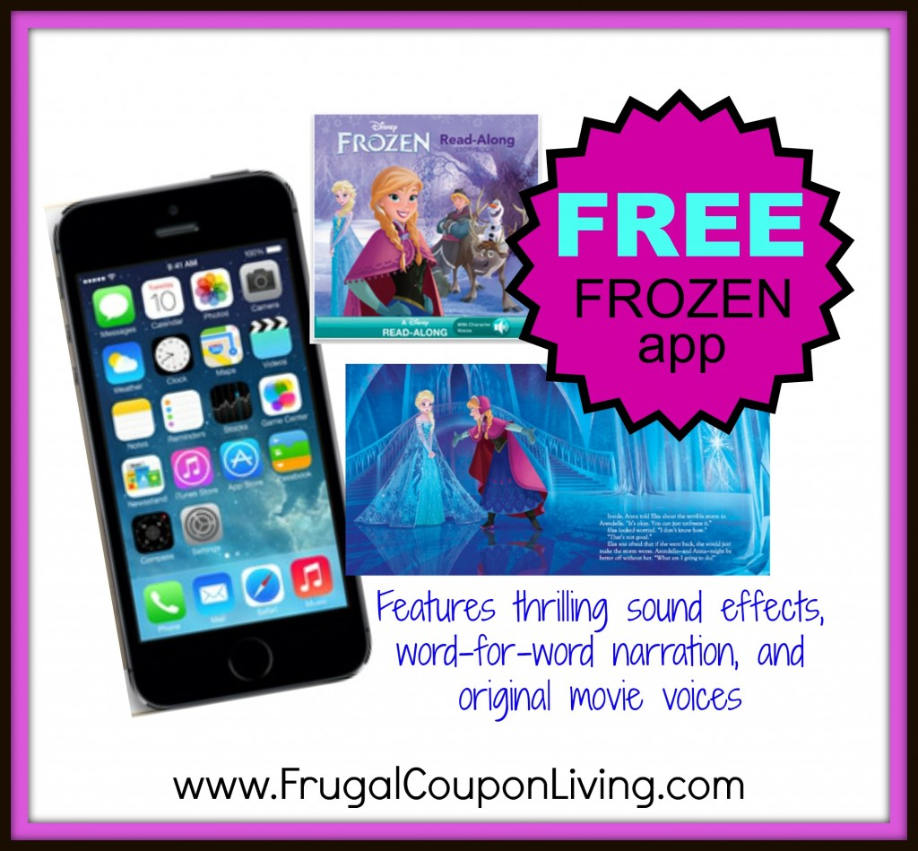 free-frozen-app