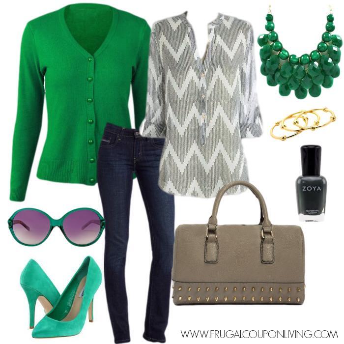 green frugal fashion