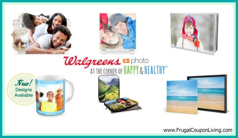 Walgreens coupon photo gifts