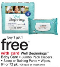 Walgreens Diaper Deal
