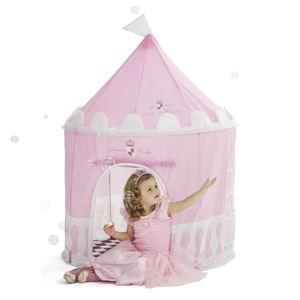 Girlu0027s Pink Princess Castle Play Tent  sc 1 st  Frugal Coupon Living & Girlu0027s Pink Princess Castle Play Tent Just $29