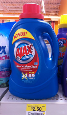 Ajax Detergent Coupon