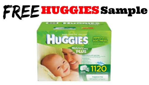 Huggies samples