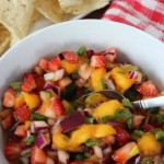 strawberry-mango-salsa