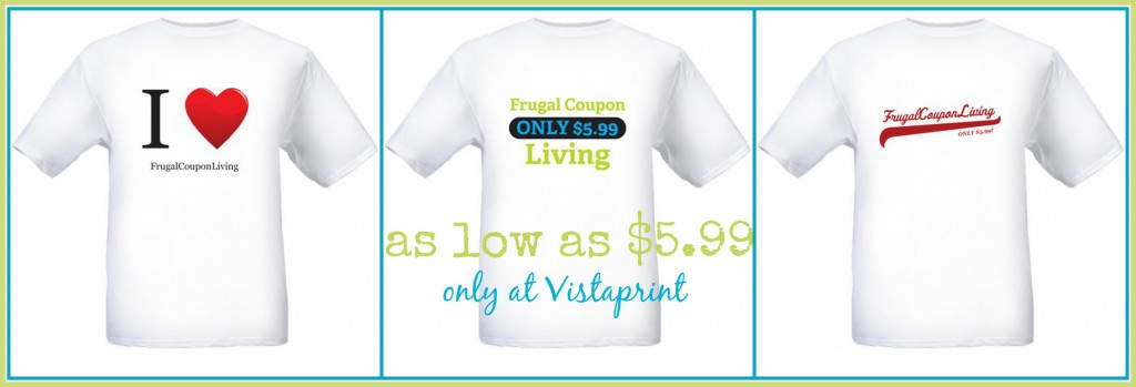 Personalized vistaprint t shirts free shipping for Vistaprint custom t shirts