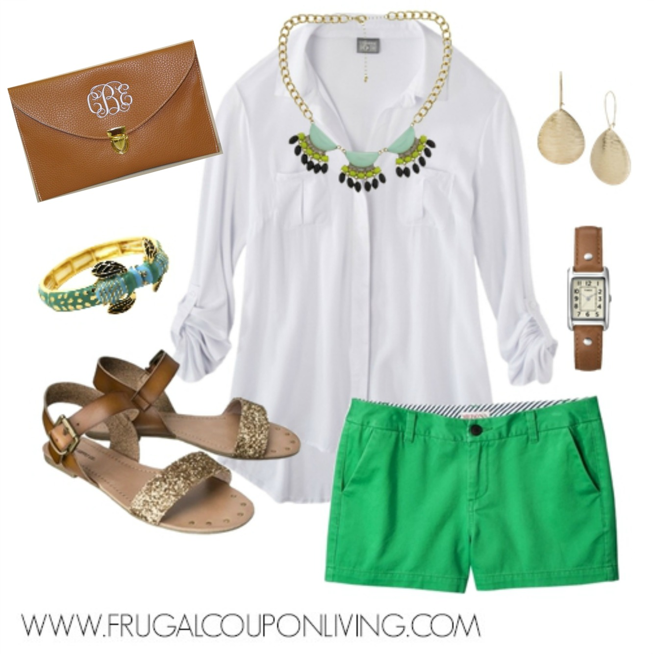 Frugal Fashion Friday Target Style Summer Outfit ...