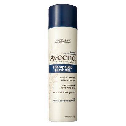 aveeno shaving cream