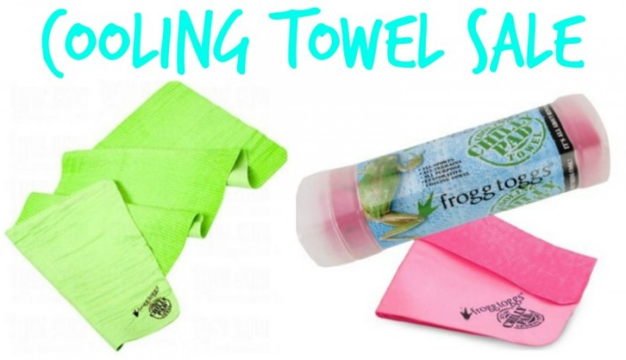 frogg toggs chilly pad cooling towel instructions
