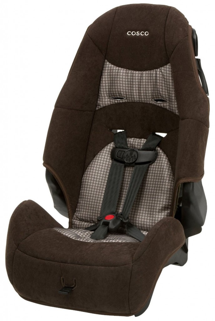 cosco high back booster car seat for. Black Bedroom Furniture Sets. Home Design Ideas
