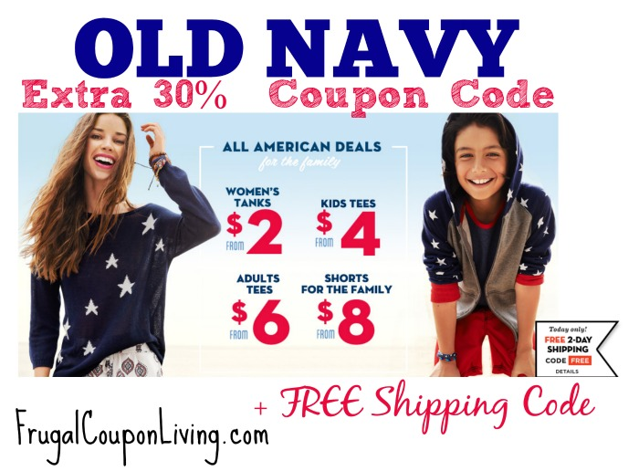 Receive a 40% off discount plus get free shipping on your qualifying purchase of $25 or more when you apply this limited time Old Navy coupon code at checkout. Item restrictions apply with this promo .