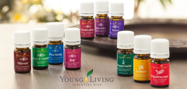 Young Living Essential Oils Details How To Order